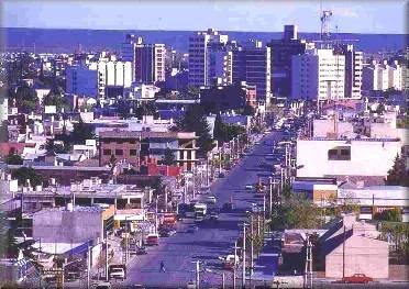 Ciudad de Trelew - Pcia de Chubut Argentina